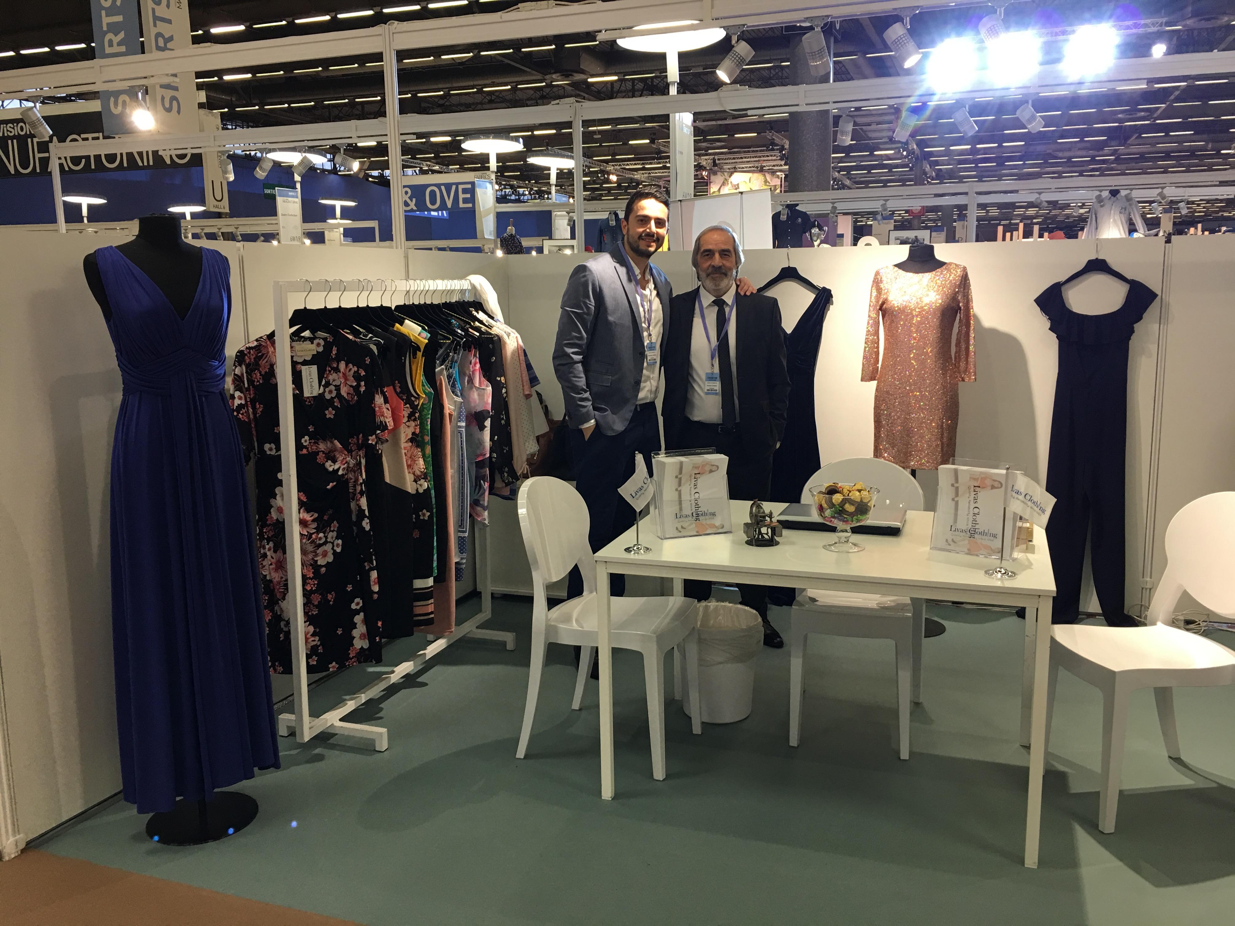 Livas Clothing – pentru prima dată la Première Vision
