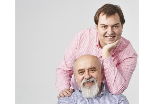 Ambiție de antreprenor român-Ștefan și Dan Raicu duc Compact RB la Texprocess Frankfurt