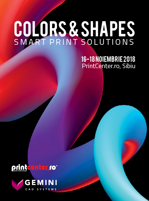 """Colors & Shapes. Smart Print Solutions"""