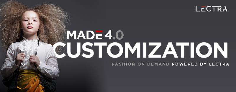 Lectra makes History with 'Fashion On Demand',  Fashion's First End-to-End Personalization Offer