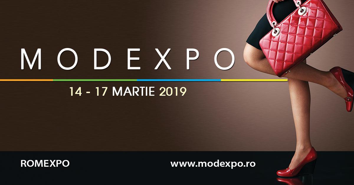 Începe MODEXPO I – evenimentul modei și al industriei textile