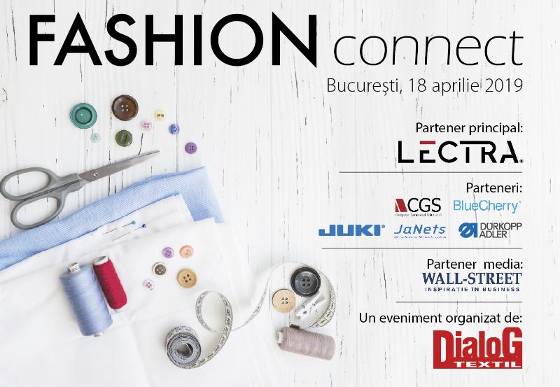 Fashion Connect – conferința anului în industria textilă