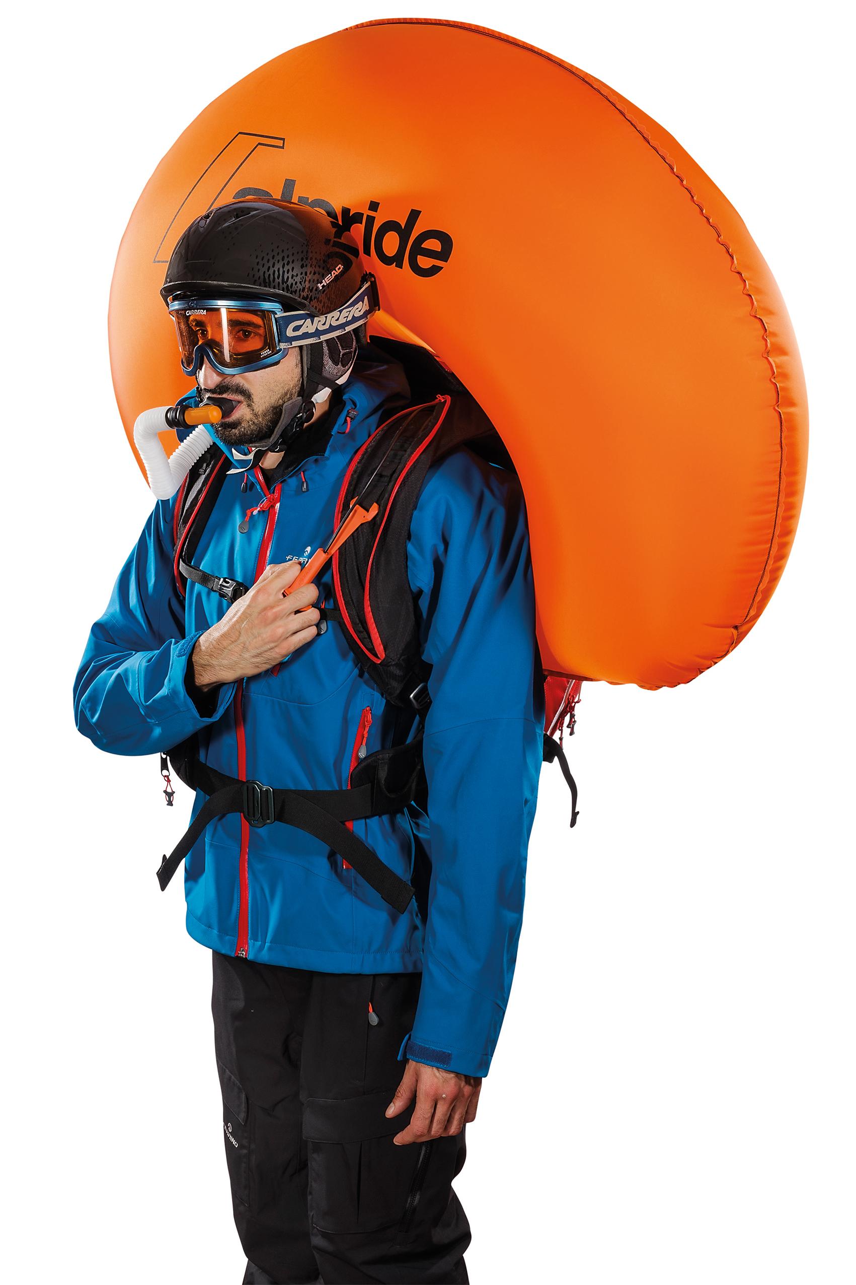 Rucsacul salvator de avalanșe