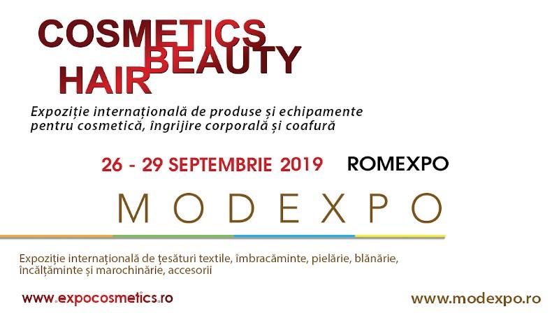 La ROMEXPO încep cele mai importante evenimente dedicate frumuseții și modei