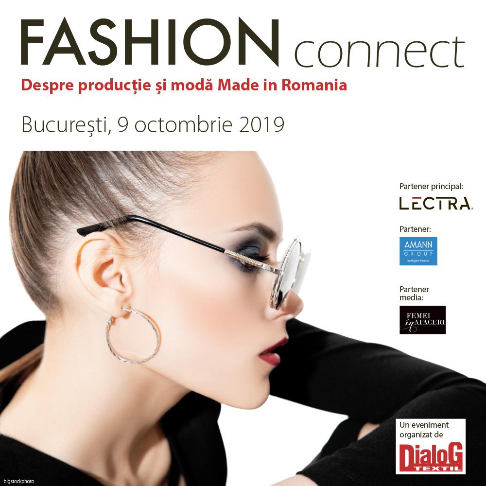 Fashion Connect – evenimentul care marchează industria de modă din România