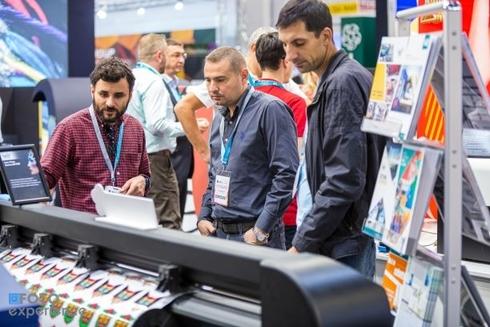 PRINT&SIGN 2019, târgul de tipar digital pentru Europa de Sud-Est,  a înregistrat o creştere de 20% a numărului de vizitatori