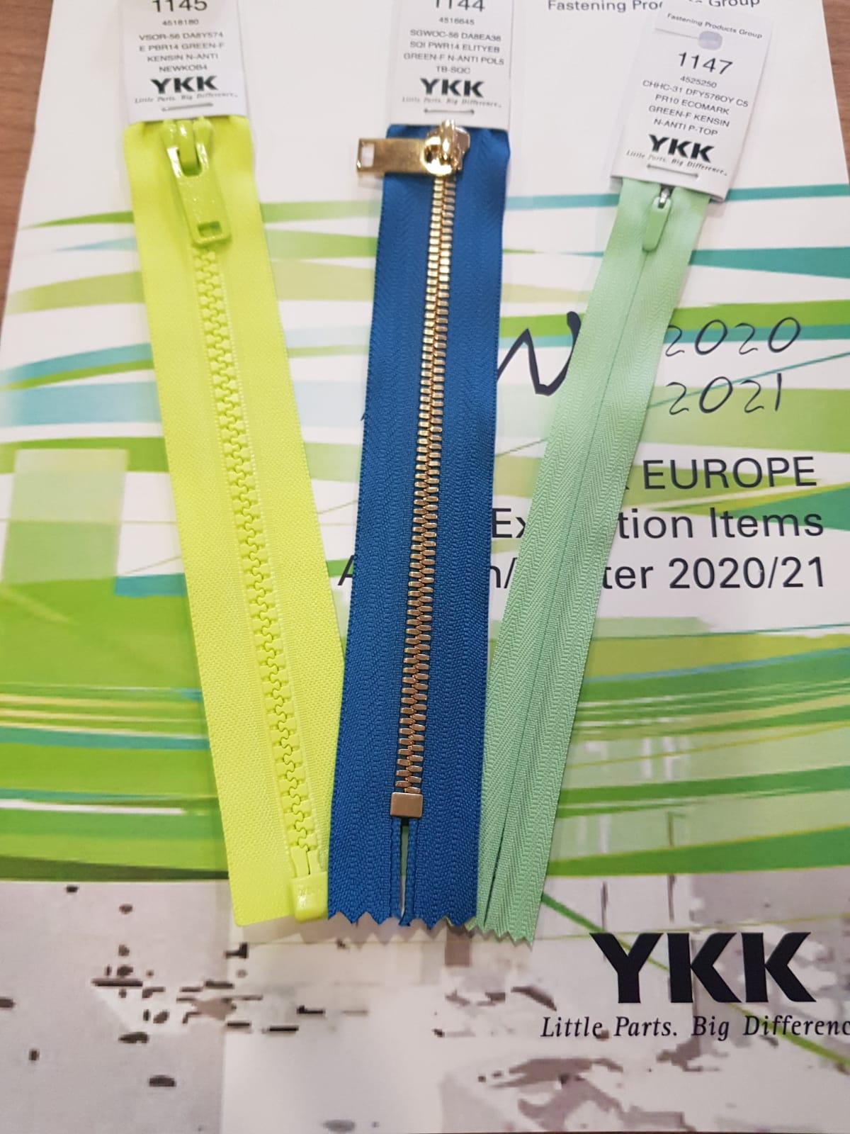 YKK România aduce mai aproape colecția AW '20/'21 de la Paris
