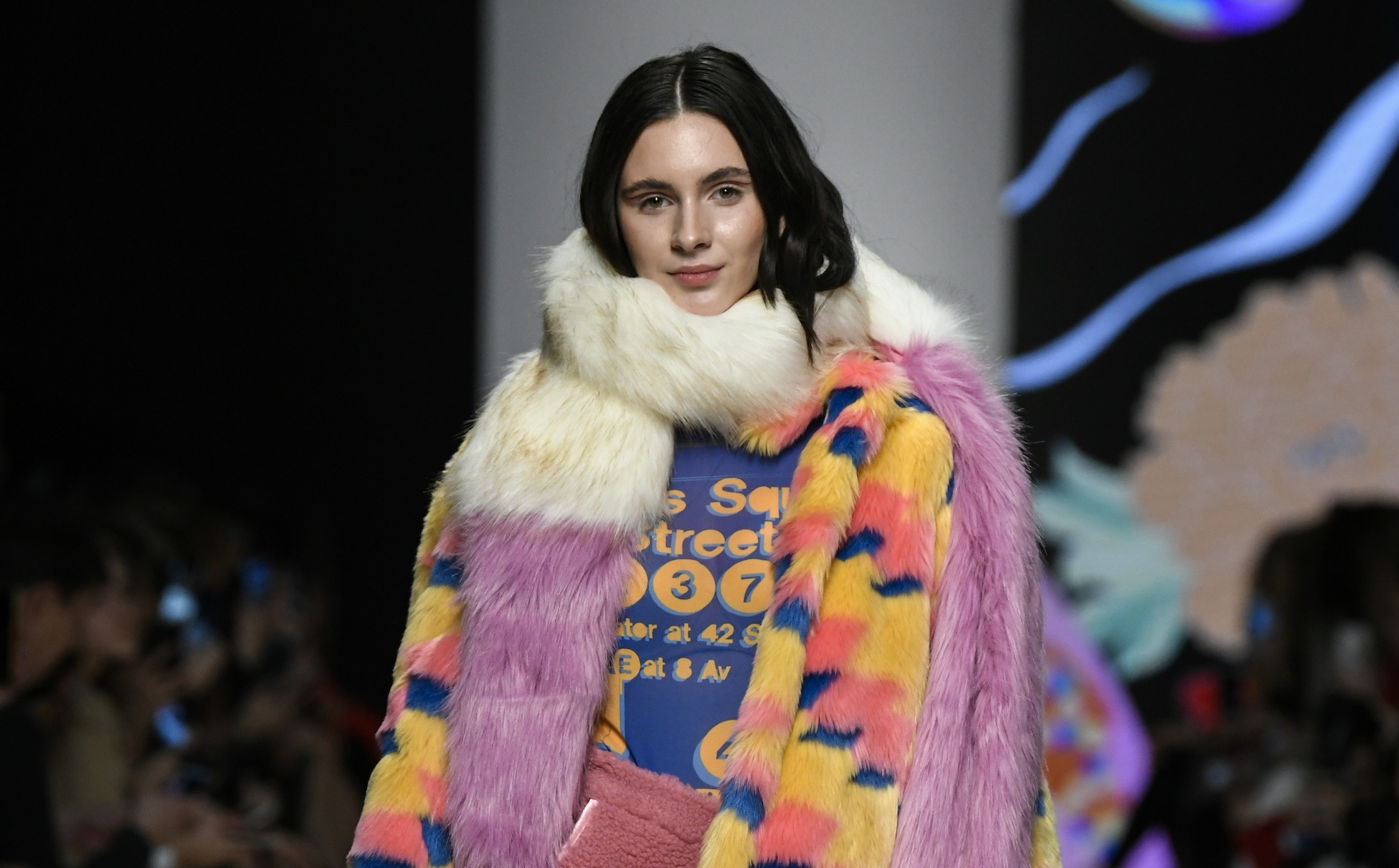 Russia Fashion Week nu se lasă mai prejos