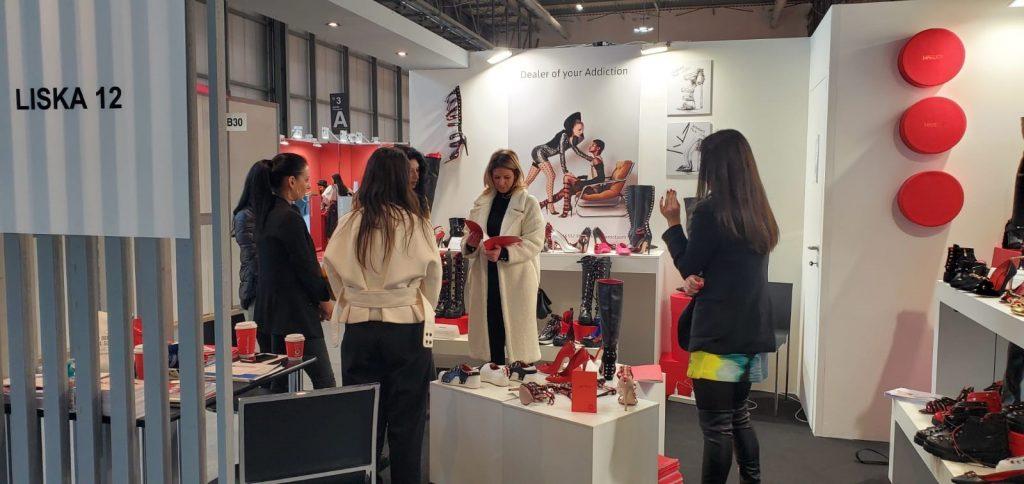 Branduri românești de încălțăminte la MICAM Milano