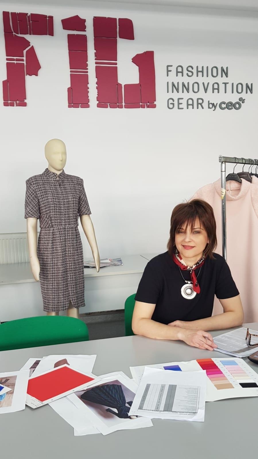 FIG Iași – cum să-ți croiești un business din proiectare vestimentară