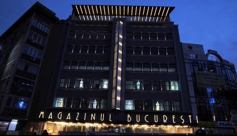 S-a finalizat renovarea Magazinului București