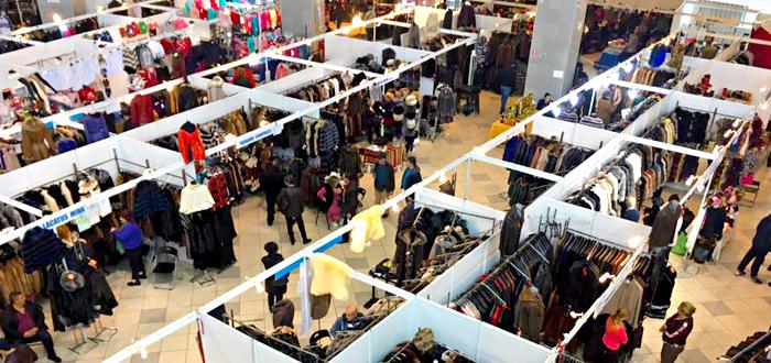 În aceste zile are loc târgul de îmbrăcăminte şi încălţăminte TINIMTEX Constanța