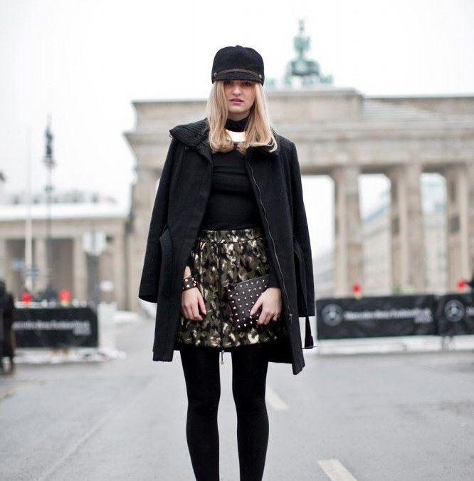 Moda germană, sub presiune