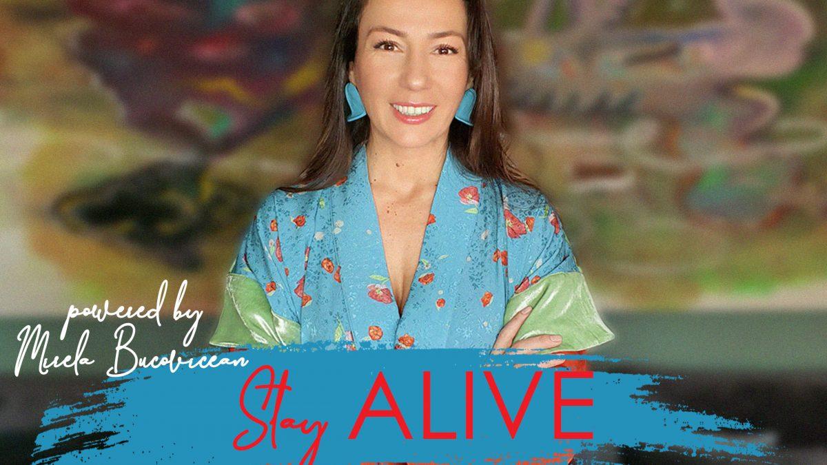 Stay ALIVE – sfaturi pentru antreprenori oferite de Mirela Bucovicean