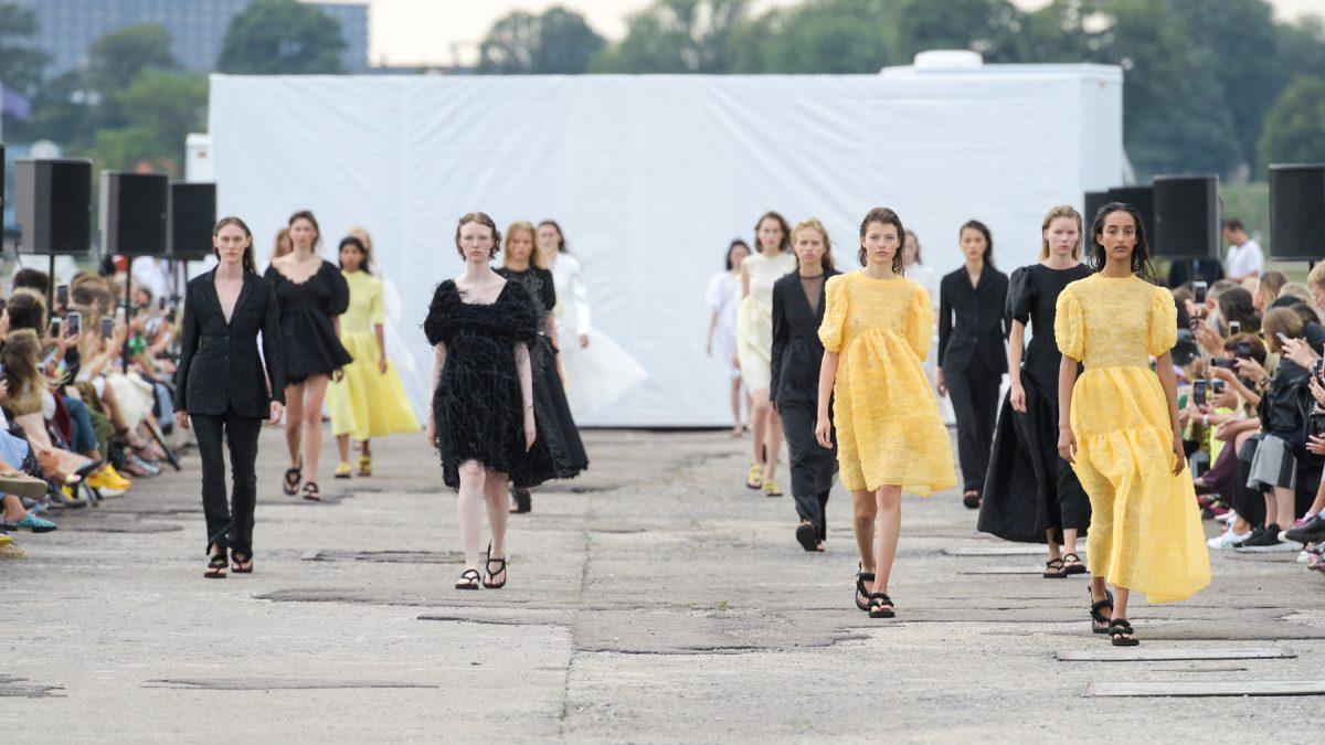 Copenhagen Fashion Week decalată cu o săptămână (9-12 august 2020)