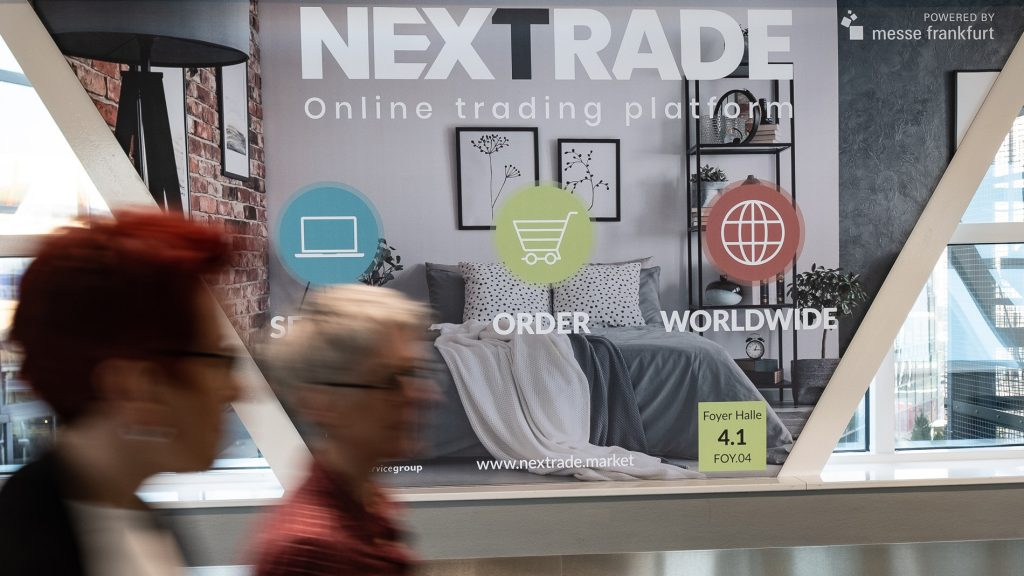 The virtual fair Nextrade: More than 1,500 registered retailers and 250,000 articles