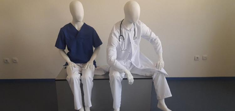 O firmă sârbească echipează medicii germani