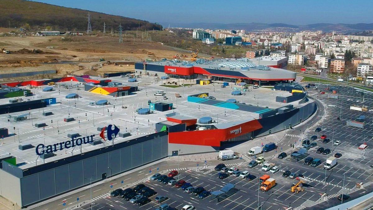 Mall-urile din provincie revin în forță