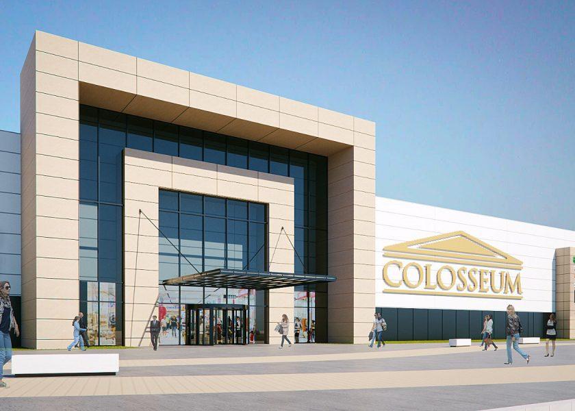 Se amână deschiderea Colosseum Mall din București
