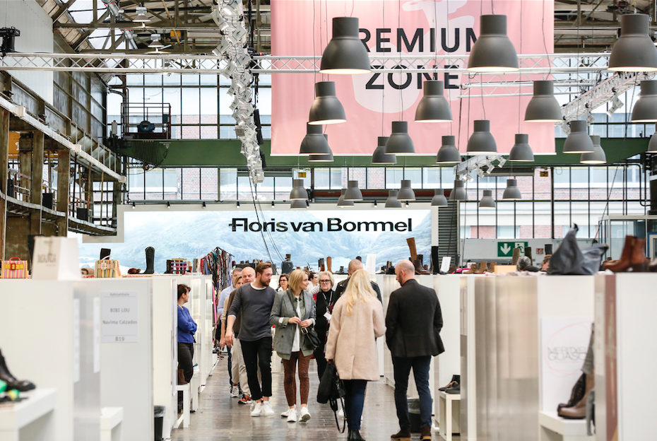 German fashion fairs kick-off at the end of August