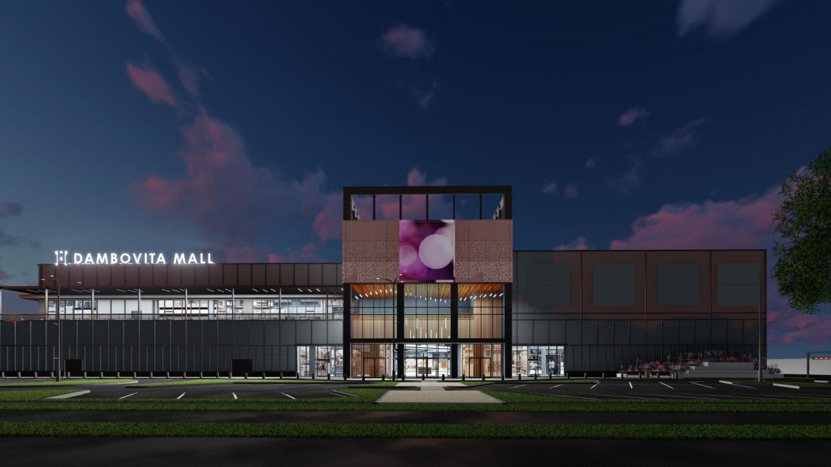 Dâmbovița Mall se deschide pe 20 august la Târgoviște