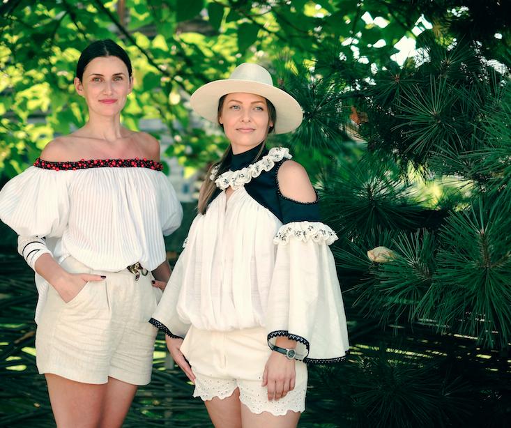 IE Clothing lansează colecția capsulă LinIE, inspirată din portul tradițional românesc