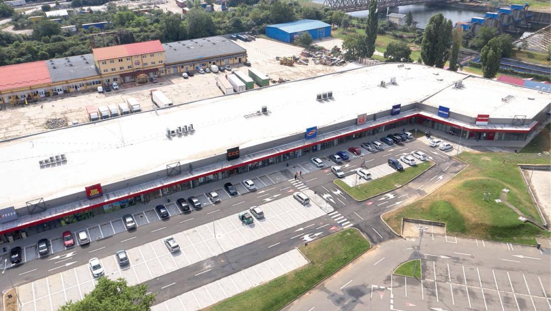 Al treilea parc de retail NEST se deschide la Oradea