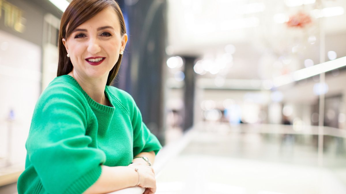 Cornelia Nicolae se alătură echipei Fashion House
