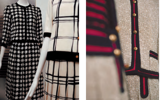 The first Chanel retrospective in Paris at The Palais Galliera