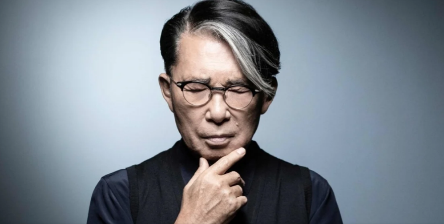 Designerul Kenzo Takada a murit de Covid