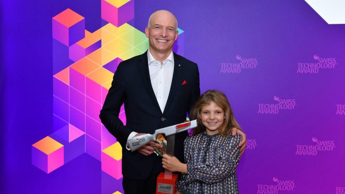 HeiQ Viroblock câștigă Swiss Technology Award 2020