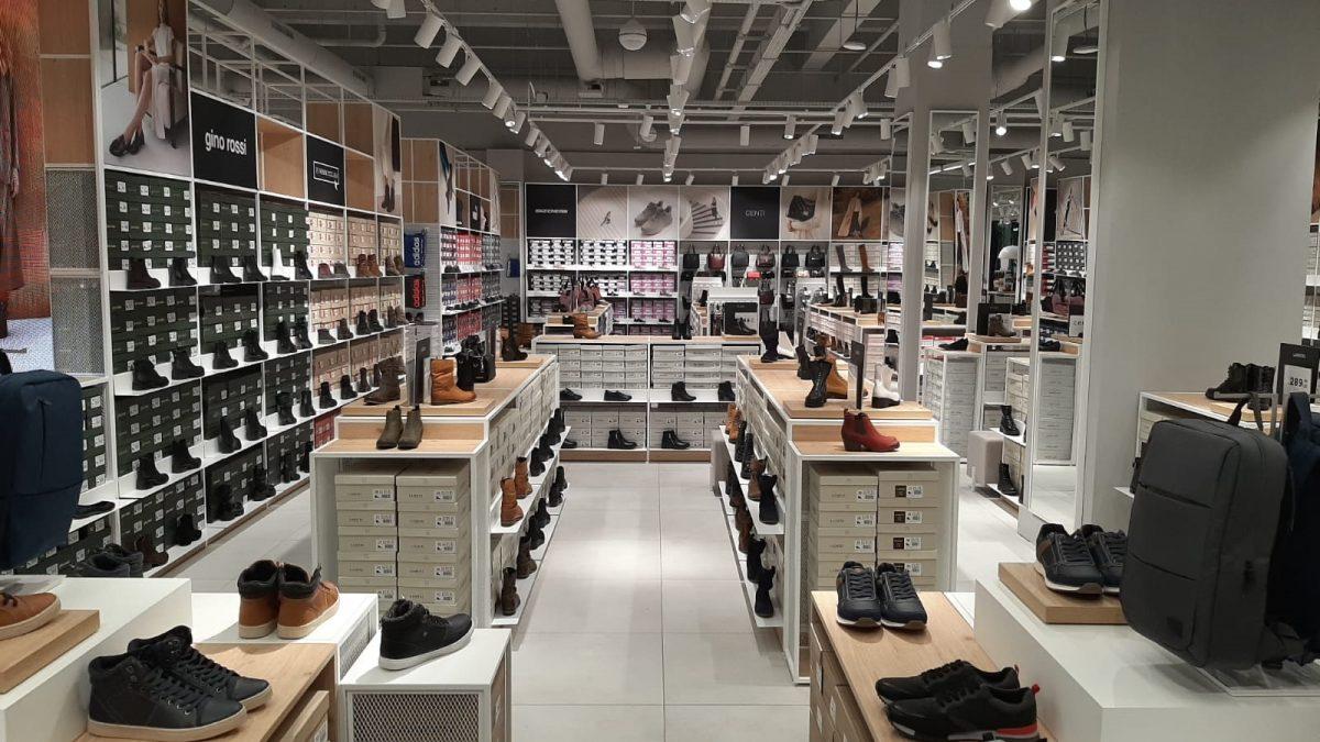 Retailerul polonez de încălțăminte CCC se alătură proiectului Colosseum Mall