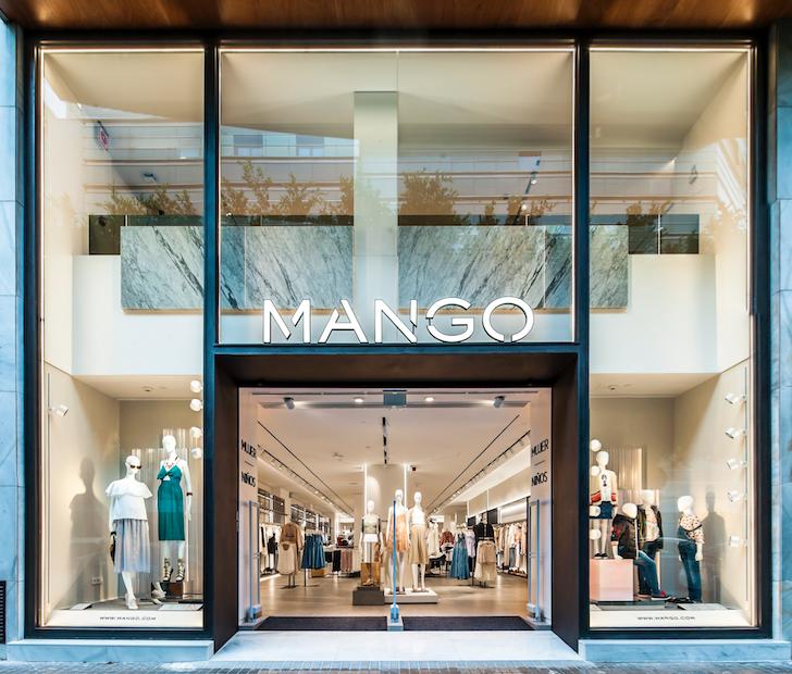 Mango țintește să ajungă la vânzări online de 1 miliard euro până în 2021