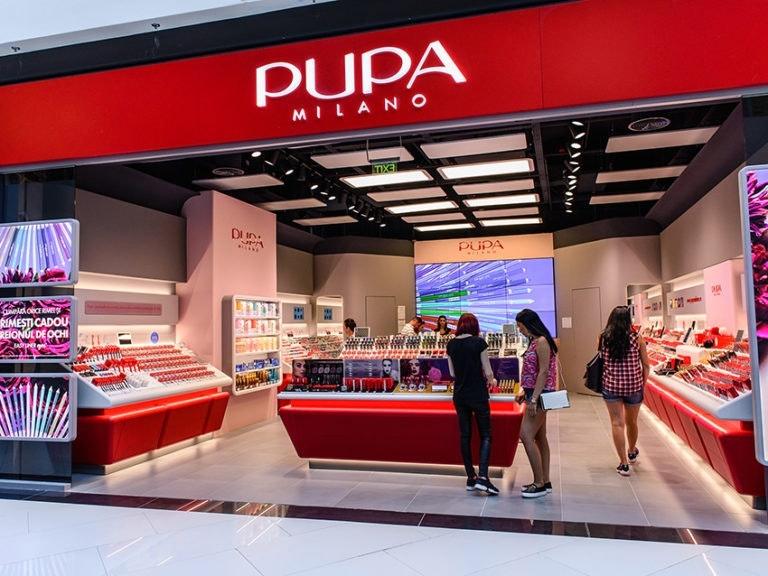 PUPA deschide magazine în mallurile AFI din Bucureşti, Ploieşti şi Braşov