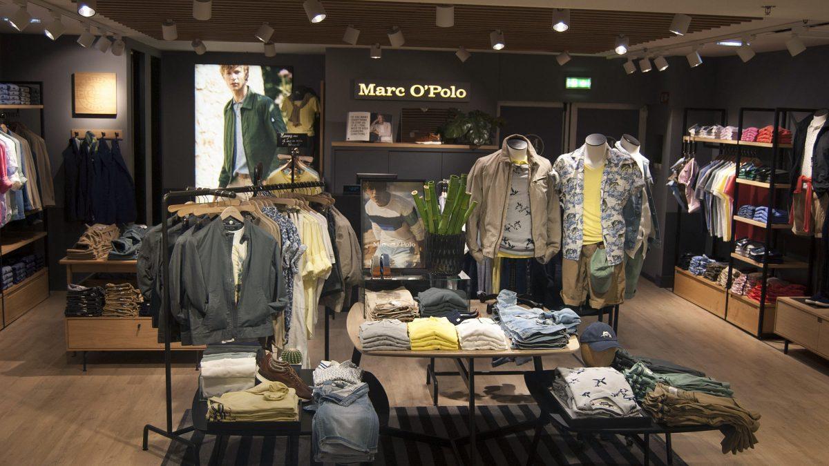 MARC O'POLO deschide cel mai mare magazin mono-brand din România, în AFI Cotroceni