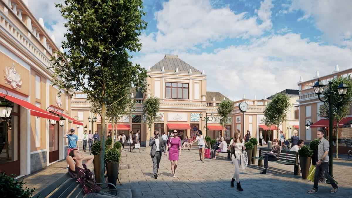 Outletul Fashion House Pallady este închiriat în proporție de peste 70%