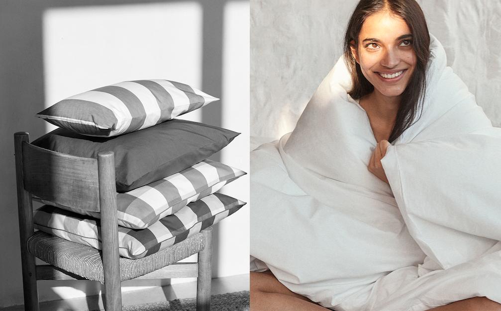 Mango lansează colecția de textile de casă