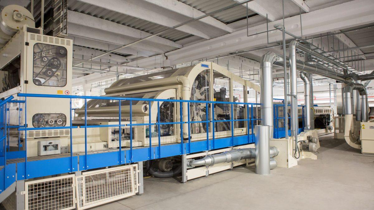 Minet lansează cea mai modernă linie de producție de textile nețesute din Europa de Sud Est
