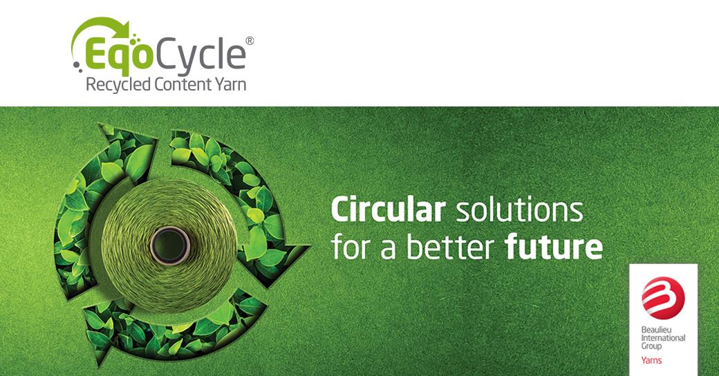 Beaulieu lansează un fir reciclat pentru industria covoarelor