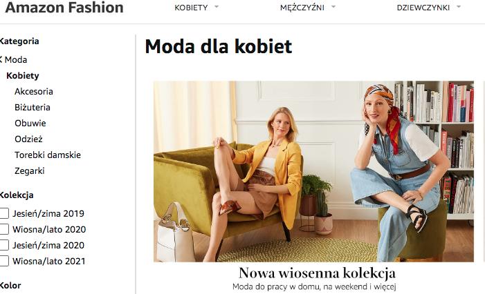 Amazon deschide magazin pentru piața poloneză