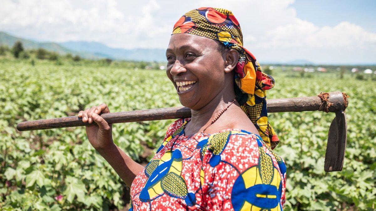 Crește cererea pentru bumbacul sustenabil Made in Africa