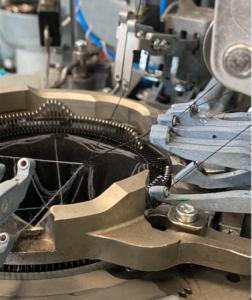 roboți fabricat șosete