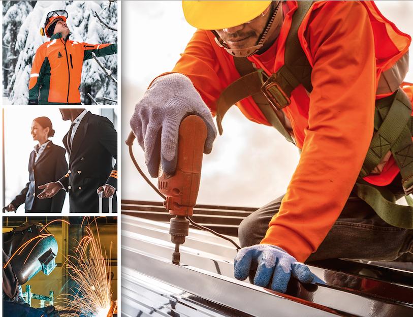 Freudenberg – materiale pentru îmbrăcămintea de lucru și protecție
