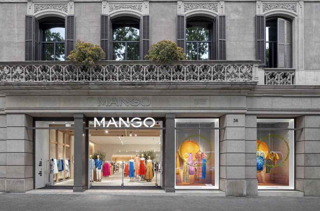 Mango se așteaptă la profituri mai mari decât în 2019
